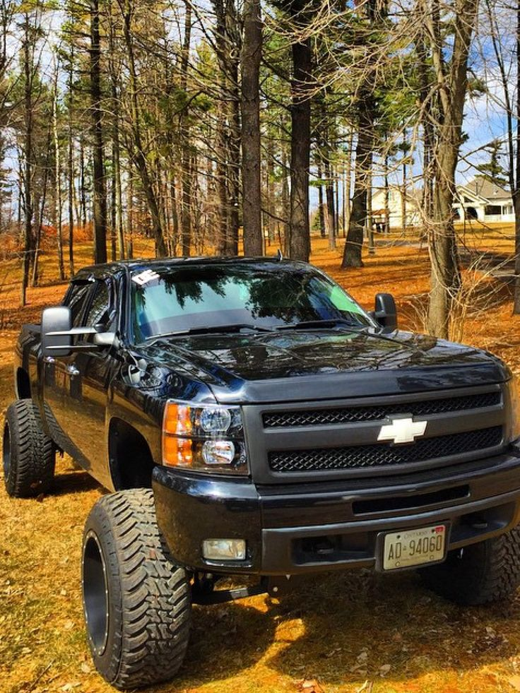 Chevy Trucks <3