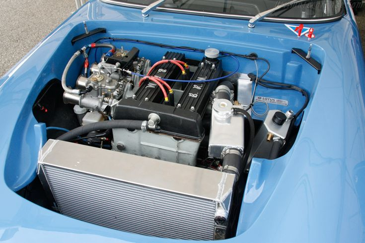 Lotus Elan 26R Shapecraft Coupe (Chassis 26R-7 - 2013 Dix Mille Tours) High Resolution Image