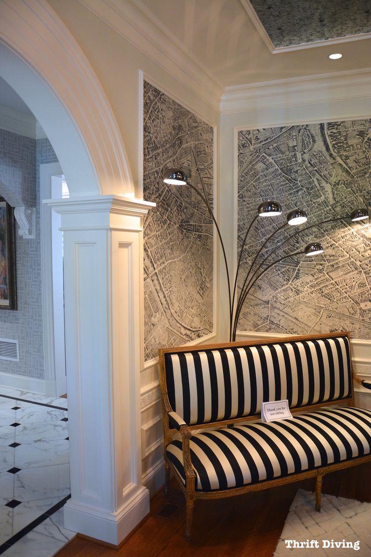 Wallpaper For House Walls Best 25 Framed Wallpaper Ideas On Pinterest  Wallpaper Panels