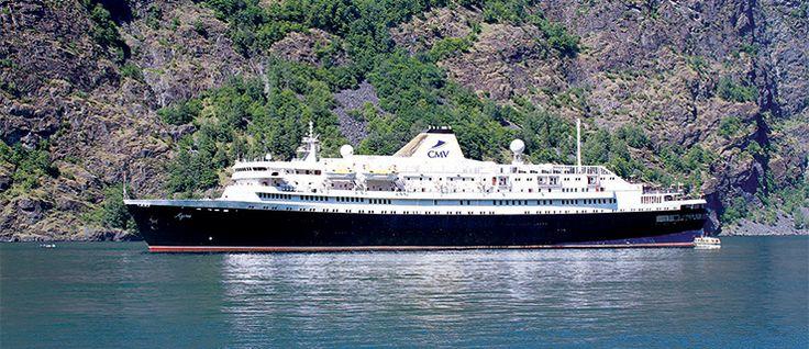 Azores. Ιδιοκτησία: Nina SpA. Διαχείριση: Portuscale Cruises. Stockholm 1948 ~1960. Volkerfreundschaft 1960 ~ 1985. Volker 1985 ~ 1986. Fridtjof Nansen1986 ~ 1993. Italia I 1993 ~ 1994. Italia Prima 1994 ~ 1998. Valur Prima 1998 ~ 2002. Caribe 2002 ~ 20. Athena 2005 ~ 2013. Azores 2013 ~ 2016. 2016 ~ present, today's name. Σε υπηρεσία στις 21/02/1948. 15.614 GT ~ 160,08 μ.μ. ~ 21,04 μ.πλάτος ~ 19 knots ~ 556 επ. ~ 200 ατ.πλ.
