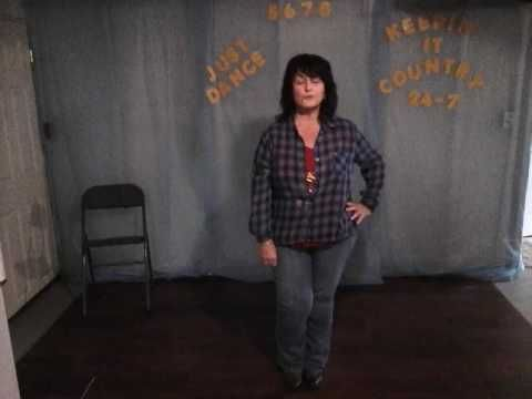 Dirt on my boots linedance walk thru, choreographed by Erin Walsh, 32 co...