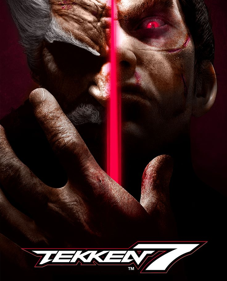 Tekken 7 release date announced.