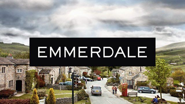 Emmerdale - my all time favourite soap opera which I've watched right from the first episode when it used to be called Emmerdale Farm
