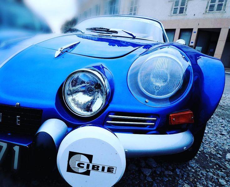 Alpine 110 Berlinetta