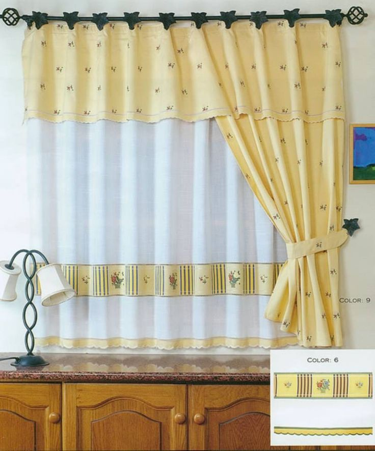57 best Cortinas images on Pinterest Curtain ideas, Window