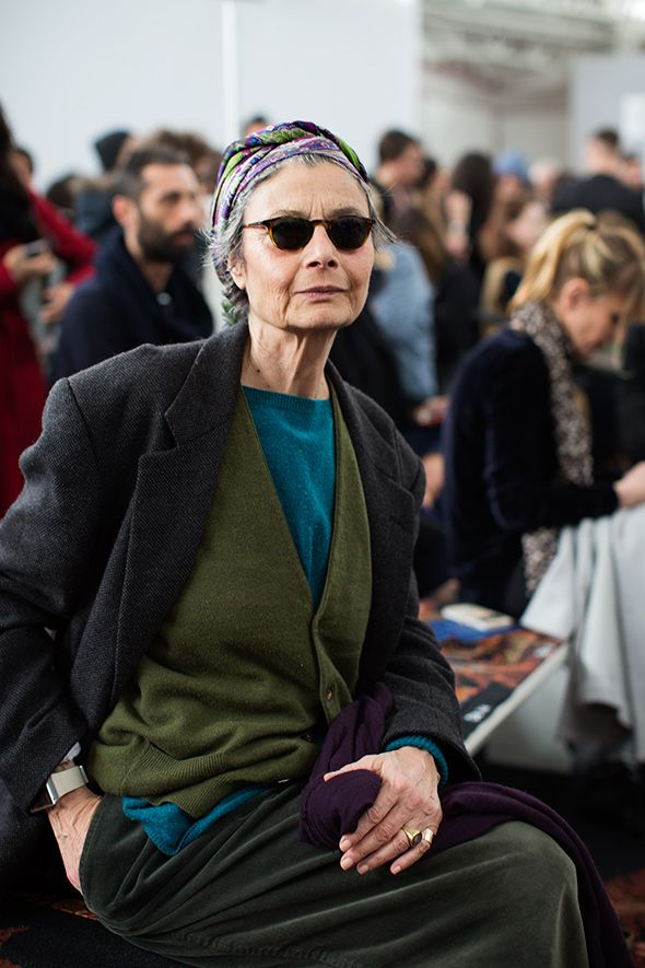 On the Scene…Front Row at Etro, Milan                                                                                                                                                                                 More