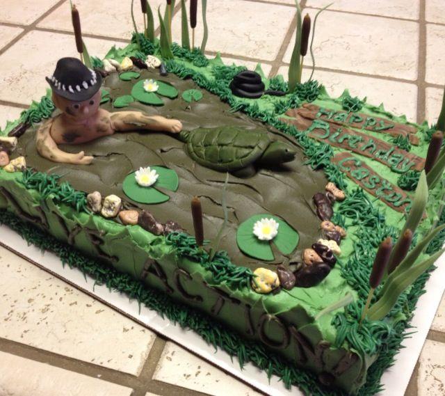 Image Result For Wildman Birthday Cake