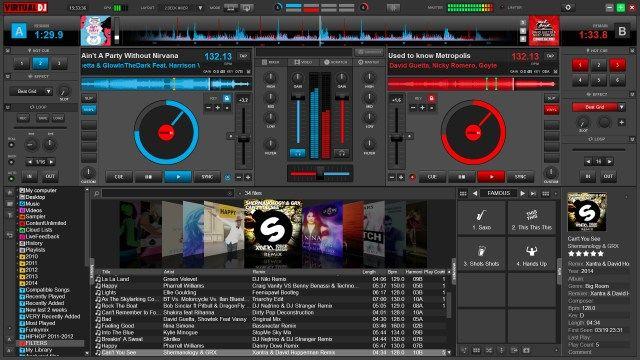 Descargar Virtual DJ 8 PRO Full Español + Crack [2016] Para (Windows 10/8.1/7) | Mega TutosPC