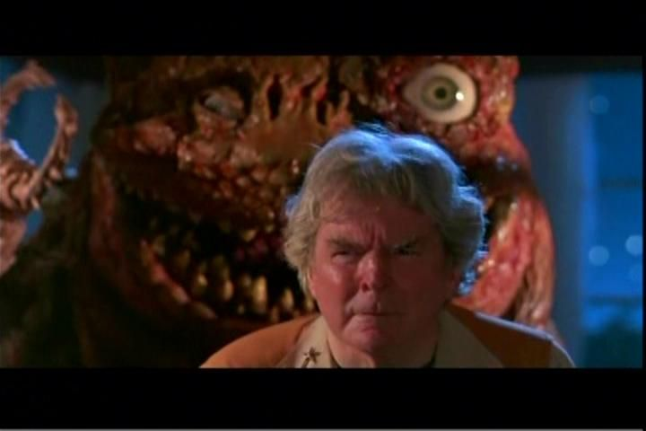 House is a 1986 comedy horror film directed by Steve Miner and starring William Katt, George Wendt, Richard Moll and Kay Lenz. Description from imgarcade.com. I searched for this on bing.com/images