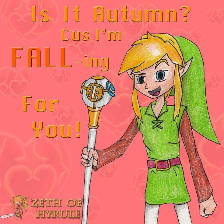58 best Valentines Day images – Legend of Zelda Valentine Card
