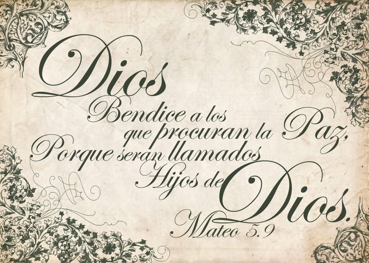 #paz #Dios #Mateo