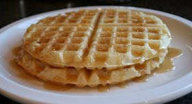 BREANNA'S RECIPE BOX: The Best Waffles Ever!