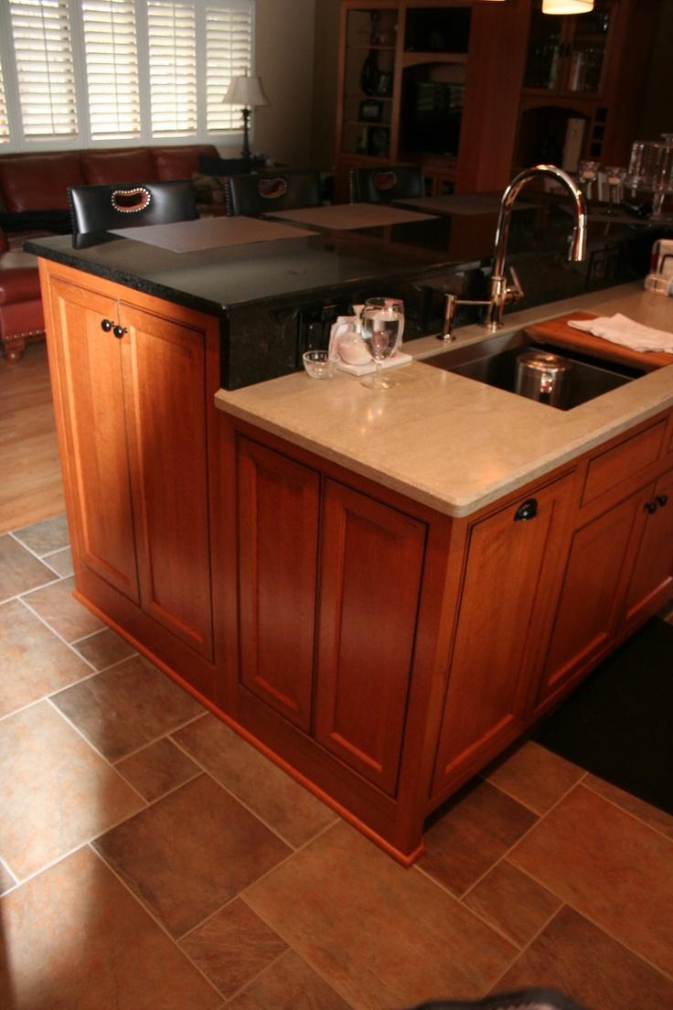 Best Custom Quarter Sawn Oak Kitchen Cabinets Quarter Sawn 400 x 300