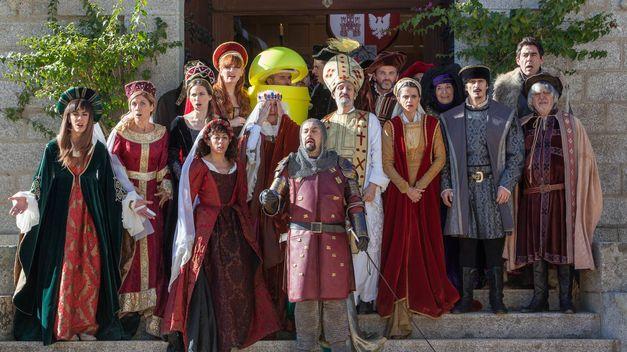 La boda medieval en 'La que se avecina'