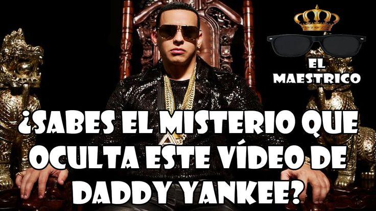¿Sabes el misterio que oculta este vídeo de Daddy Yankee?   %WWW.TrailerEstreno.Com%