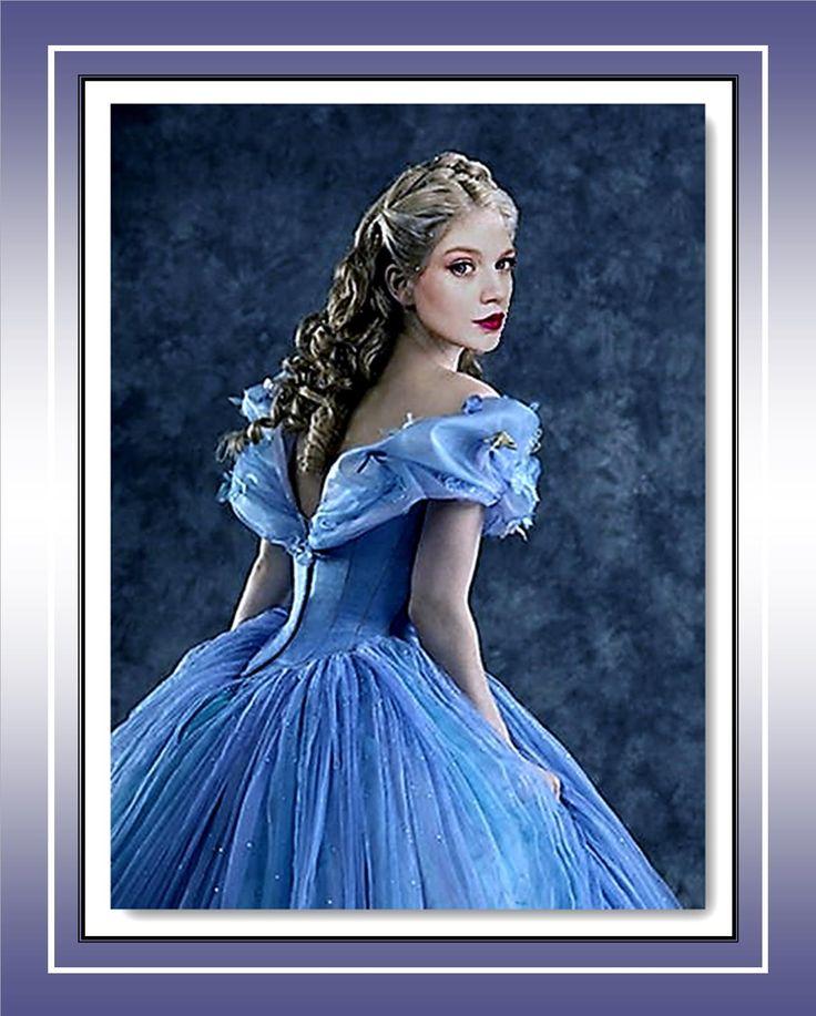 Sydney Hoffman as Cinderella