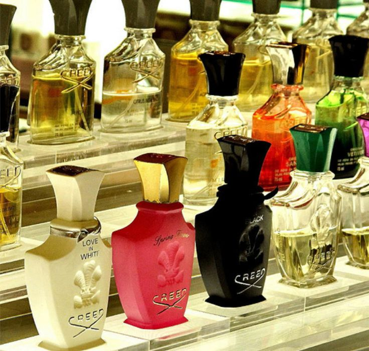 Creed - unisex fragrances worn by royalty for centuries ... I love them!