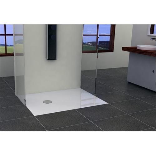 Pure Rectangular Shower Tray 120*80