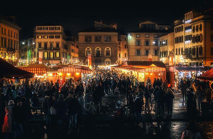 Florence | Christmas Market | (2015) - Florence | Christmas Market | (2015)