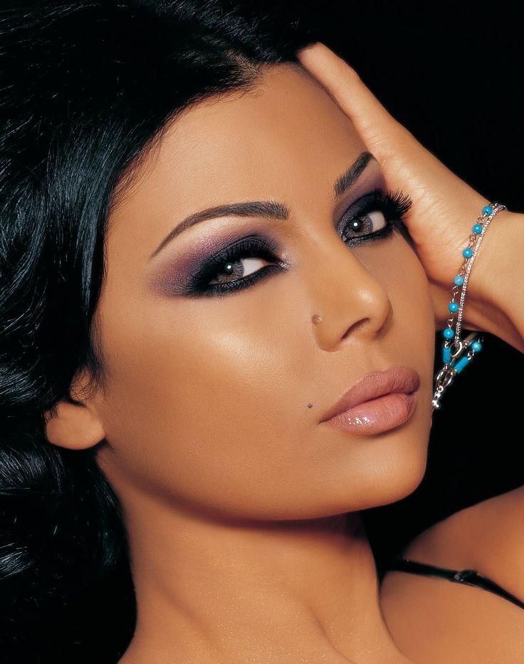 مكياج المشاهير مع احلى صور هيفا وهبي Haifa Wehbe