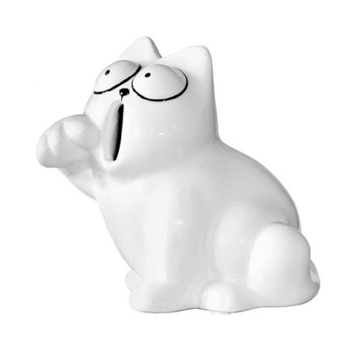 Simon's Cat Coinbank. You'll be obliged to save up.