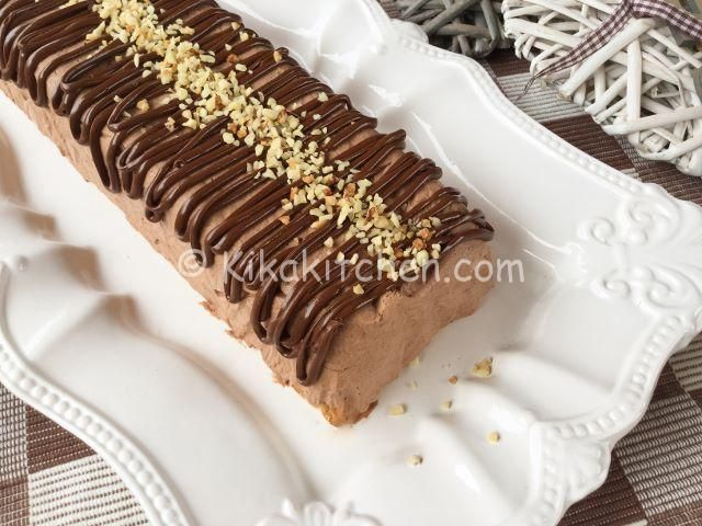 semifreddo alla nutella 2 ingredienti