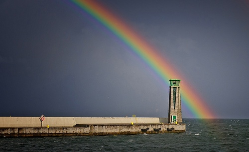 Gdynia #rainbow