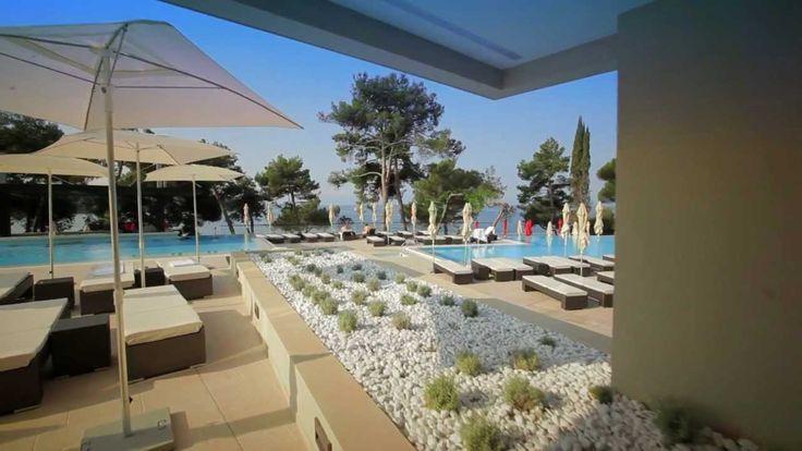 Hotel Laguna Parentium**** #video #summer #vacation #relax #hotel #sea #Porec #Istria #Croatia