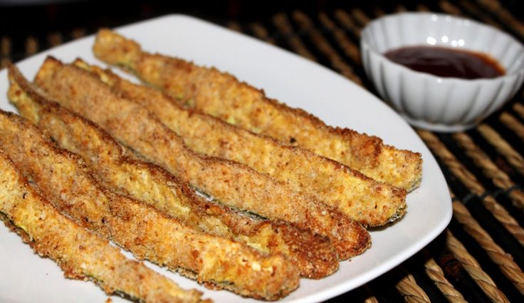 These crispy baked zucchini sticks are made with Kissan Curry Masala.  A healthy…