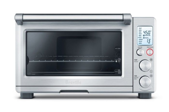 Review and giveaway of the Breville Smart Oven Pro, first compact oven with Element IQ™, with slow cooker technology