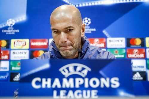 AP                  Published 12:55 a.m. ET April 10, 2017 | Updated 2 hours ago       Zinedine Zidane has the defending Champions League winners sitting atop La Liga.(Photo: EMILIO NARANJO, EPA)     BARCELONA, Spain (AP) — As if a combined 16 European Cups weren't enough, the...  http://usa.swengen.com/zinedine-zidane-meets-mentor-carlo-ancelotti-in-champions-league-quarters/