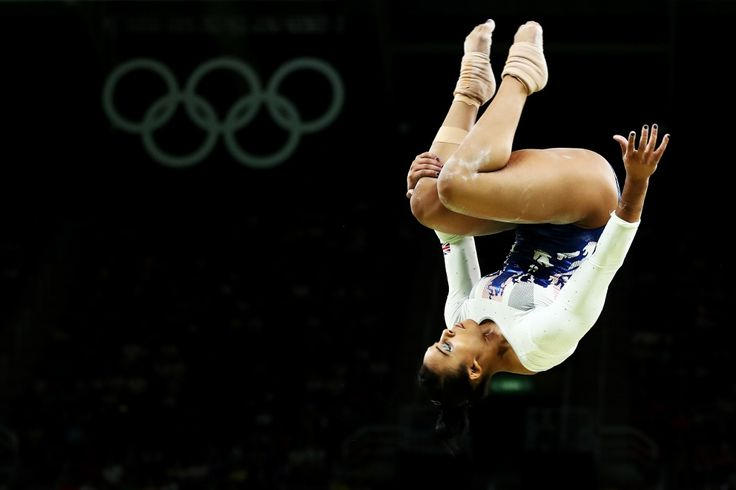 Not to be a traitor or anything, but Great Britain's gymnastics leotards are brilliant | For The Win