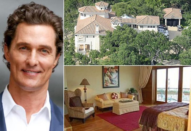 Matthew Mcconaughey 4 Million Austin A Lot Can Be Said About