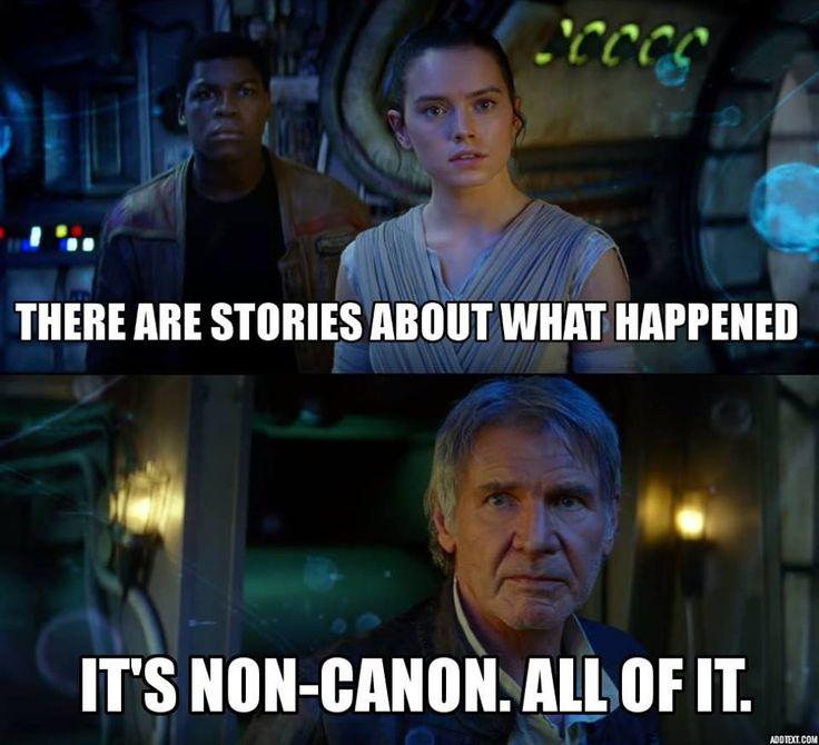 Star Wars: It's True… All of It! [Pics]