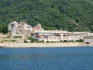 Xenofontos klooster Athos