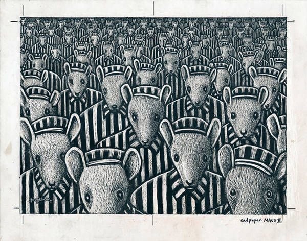Post image for Art Spiegelman: What the %&*! Happened to Comics? (Sept 24)