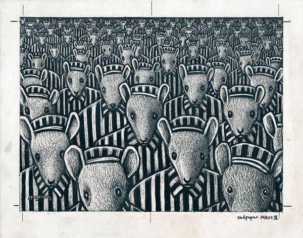 Art Spiegelman (Maus)