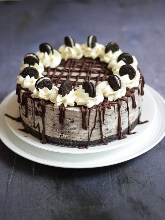 Easiest Ever No Bake Oreo Cheesecake Recipe Recipe Oreo Cheesecake Recipes Cheesecake Recipes Oreo Cake Recipes