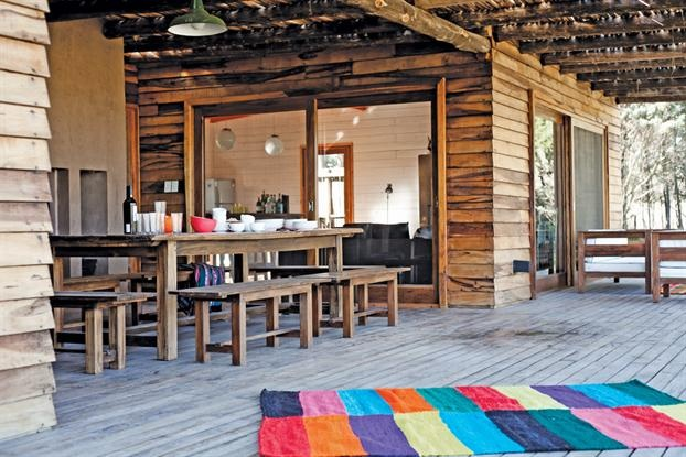 Una casa funcional y con aires escandinavos | ESPACIO LIVING