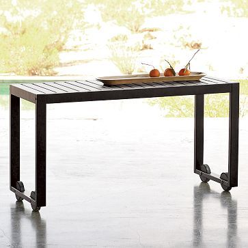Appletree Staging: Let's Roll Another....table