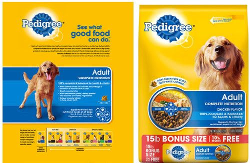 Pedigree Dog Food Recall Due To Possible Metal Fragments