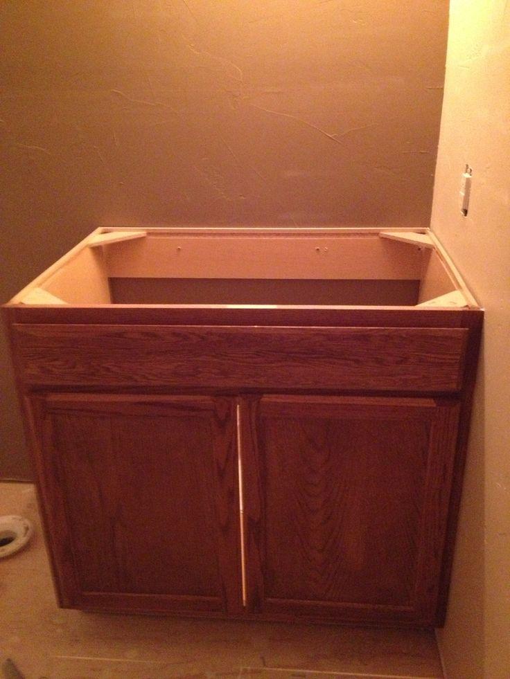 yep.  it's a bathroom vanity.