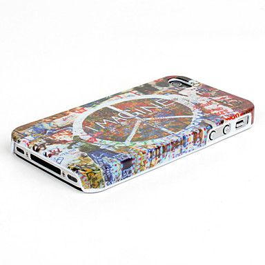 Immaginate di custodia rigida design per iPhone 4/4S – EUR € 2.99