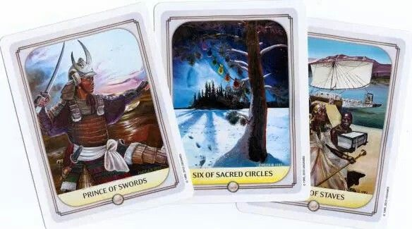 Ancestral Path Tarot review