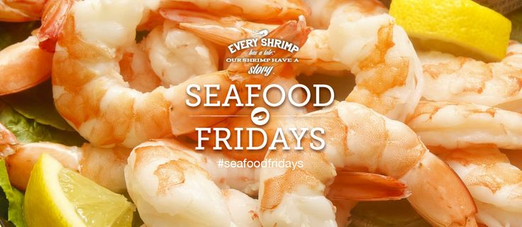 On #seafoodFridays, Shrimp is always a great option  http://www.americanshrimp.com