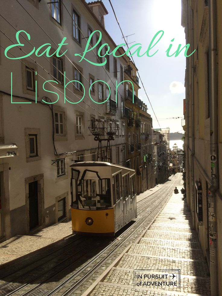 Lisbon, the breathtaking westernmost capital in Europe, is the place to eat and drink!  Find out how to eat local in Lisbon with our new guide!