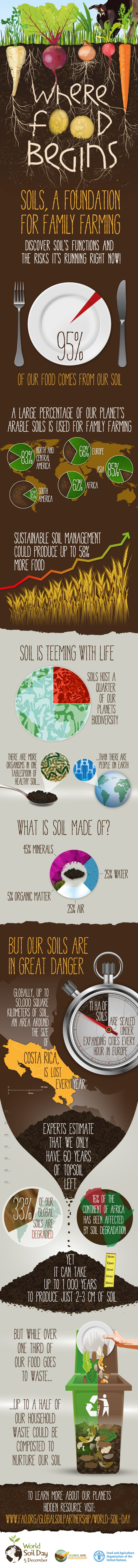 The International Year of Soil is No Dirty Joke