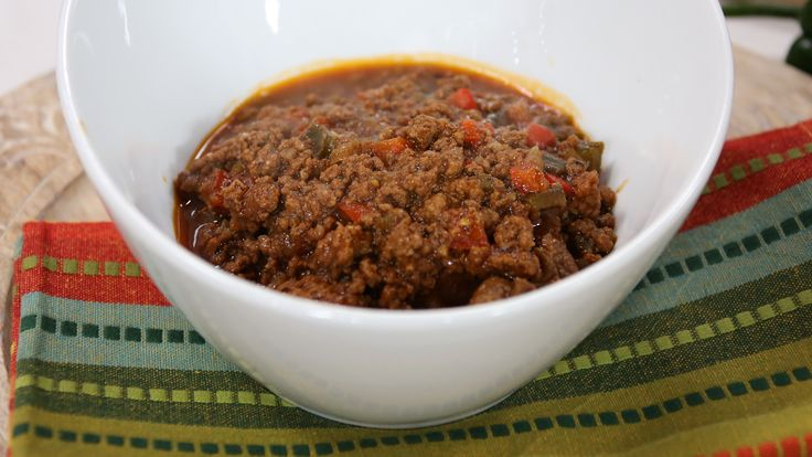 Rodney's top three chili recipes