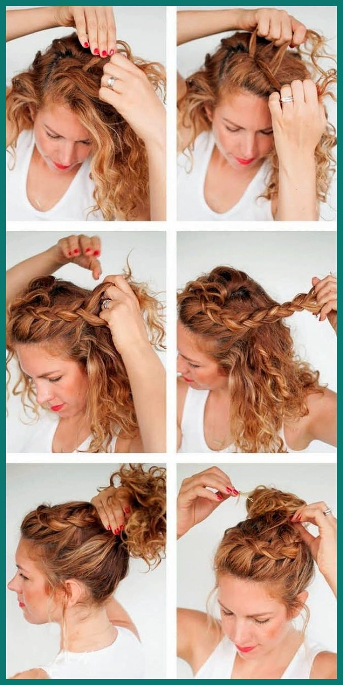 Unique Easy Curly Hairstyles 2020 In 2020 Curly Hair Styles Naturally Curly Hair Styles Medium Hair Styles