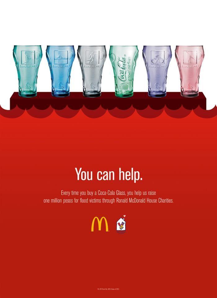 McDonald's London 2012 Olympic Games Coca-Cola Glasses Giveaway! - http://outoftownblog.com/mcdonalds-london-2012-olympic-games-coca-cola-glasses-giveaway/